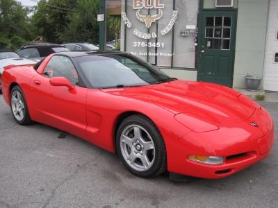 Used 1998 Chevrolet Corvette-Albany, NY