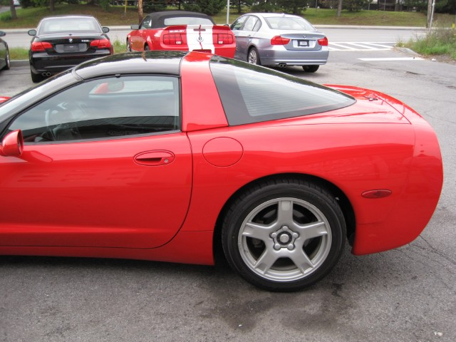 Used 1998 Chevrolet Corvette COUPE,AUTOMATIC,SPORT SEATS,PERFORATED LEATHER,BOTH TOPS GLASS AND SOLID | Albany, NY