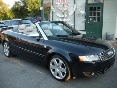 Used 2005 Audi S4-Albany, NY