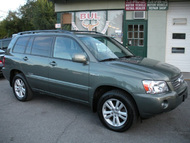 Used 2007 Toyota Highlander Hybrid Limited 4WD 4x4,LOADED,3RD ROW  SEAT,NAVIGATION