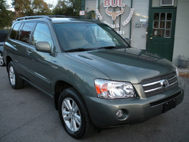 Used 2007 Toyota Highlander Hybrid Limited 4WD 4x4,LOADED,3RD ROW SEAT,NAVIGATION,LEATHER,SUNROOF,HEATED SEATS | Albany, NY