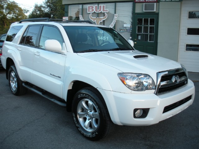 2007 Toyota 4runner Sport Edition 4x4 4wd One Owner Local Trade In
