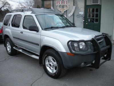 Used 2003 Nissan Xterra-Albany, NY