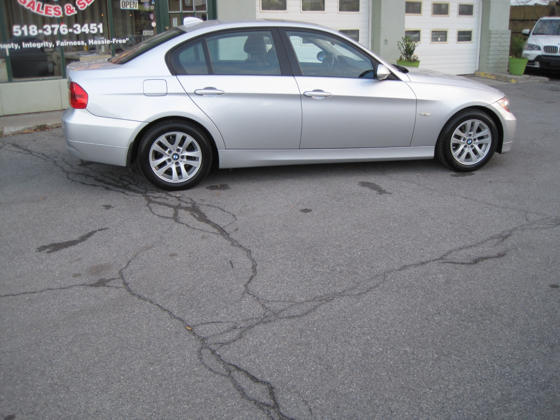 Used 2007 BMW 3 Series 328i AUTOMATIC,JUST TRADED IN WITH US FOR A CONVERTIBLE | Albany, NY