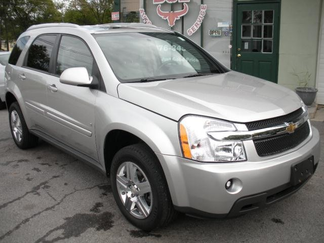 2008 Chevrolet Equinox LT Stock # 11170 for sale near Albany