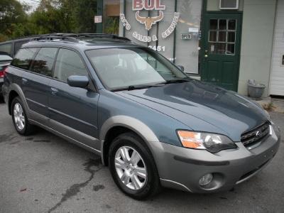 Used 2005 Subaru Outback-Albany, NY