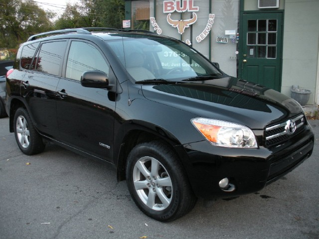 2008 Toyota Rav4 For Sale >> 2008 Toyota Rav4 Limited 4wd Awd Loaded Leather Sunroof
