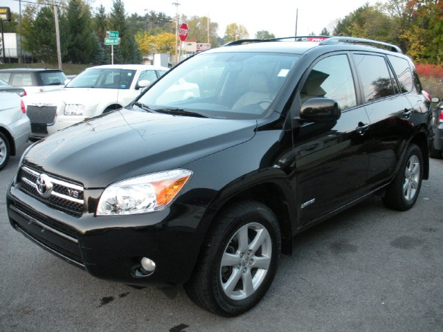 2008 Toyota RAV4 Limited 4WD AWD,LOADED,LEATHER,SUNROOF