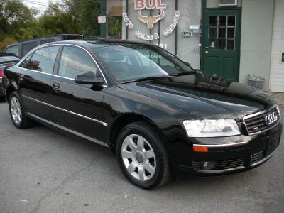 Used 2005 Audi A8-Albany, NY