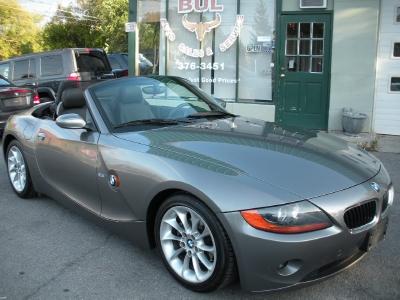Used 2003 BMW Z4-Albany, NY