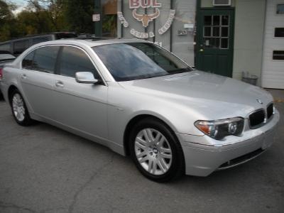 Used 2004 BMW 7 Series-Albany, NY
