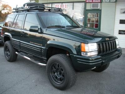 Used 1996 Jeep Grand Cherokee-Albany, NY