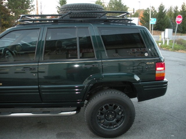 Used 1996 Jeep Grand Cherokee Limited 6 inch SUSPENSSION LIFT,SAFARI ROOF RACK,AMERICAN RACING WHEELS | Albany, NY