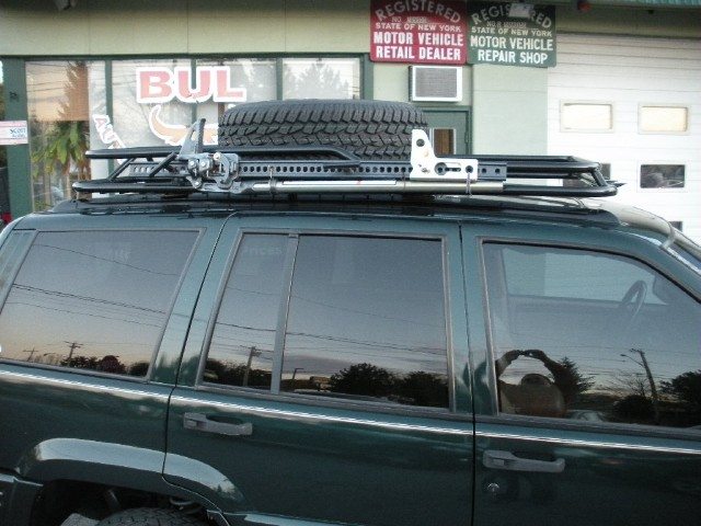 Used 1996 Jeep Grand Cherokee Limited 6 Inch SUSPENSSION LIFT,SAFARI ROOF  RACK,AMERICAN