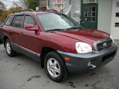 Used 2004 Hyundai Santa Fe-Albany, NY