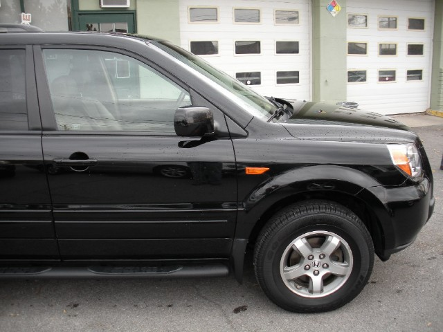 Used 2007 Honda Pilot EX-L AWD BLACK ON BROWN,LOCAL NU CAR TRADE | Albany, NY