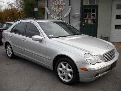 Used 2004 Mercedes-Benz C-Class-Albany, NY