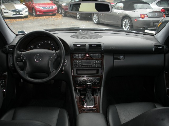 Used 2004 Mercedes-Benz C-Class C240 4MATIC AWD | Albany, NY