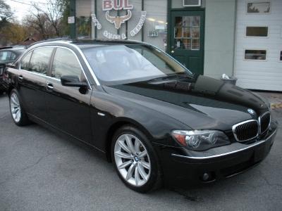 Used 2007 BMW 7 Series-Albany, NY