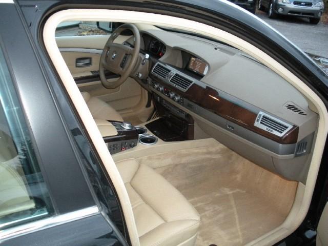 Used 2007 BMW 7 Series 750Li BMW CPO CERTIFIED EXTENDED 100K MILES WARRANTY | Albany, NY