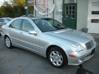 Used 2005 Mercedes-Benz C-Class-Albany, NY
