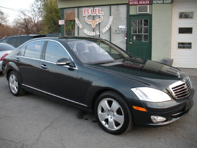 2007 mercedes benz s class s550 4matic awd loaded msrp was for 2007 mercedes benz s550 4matic