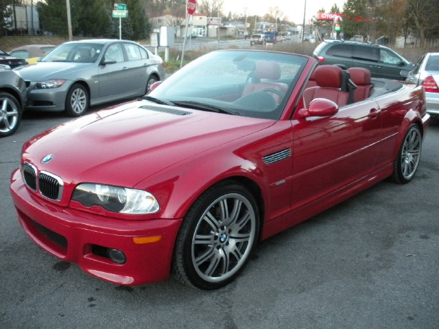 Used 2006 BMW M3 CONVERTIBLE LIKE NEW,SUPERB,LOADED WITH EVERY OPTION AND HARD TOP | Albany, NY
