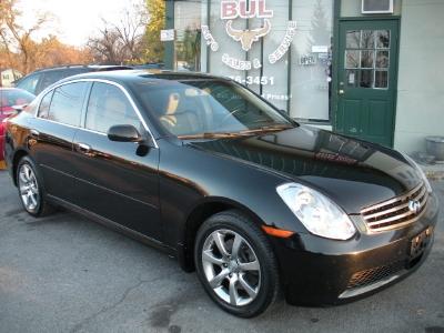 Used 2006 Infiniti G35-Albany, NY