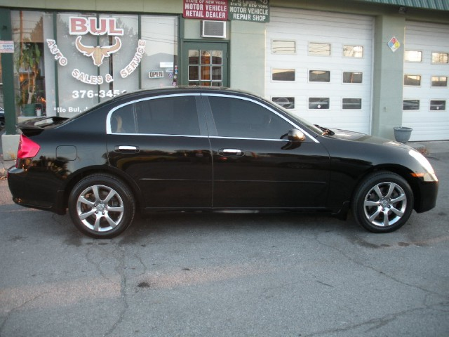 Used 2006 Infiniti G35 G35X x AWD,ALL WHEEL DRIVE | Albany, NY