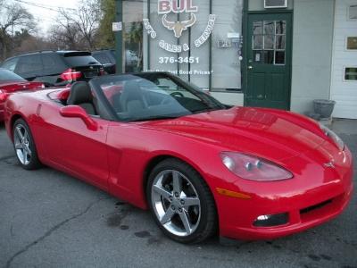 Used 2005 Chevrolet Corvette-Albany, NY