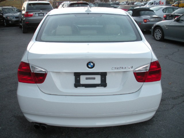 Used 2008 BMW 3 Series 328xi AWD 1 OWNER LOCAL TRADE,WHITE ON TAN | Albany, NY