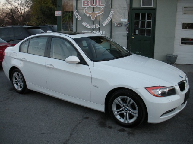 2008 Bmw 3 Series 328xi Awd 1 Owner Local Trade White On Tan Stock 12316 For Sale Near Albany Ny Ny Bmw Dealer For Sale In Albany Ny 12316 Bul Auto Sales
