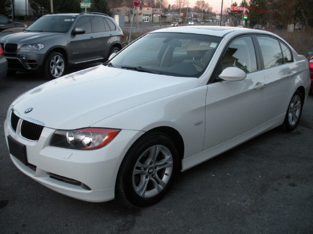 Used 2008 BMW 3 Series 328xi AWD 1 OWNER LOCAL TRADEWHITE ON TAN