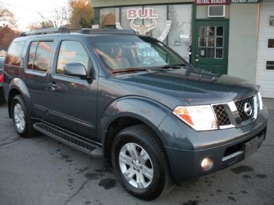 Used 2005 Nissan Pathfinder-Albany, NY
