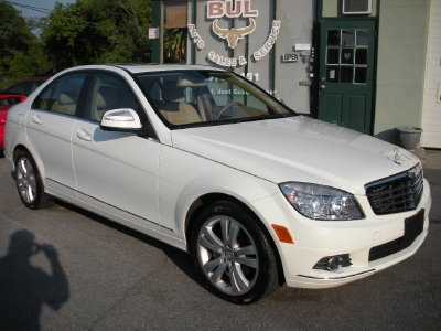Used 2008 Mercedes-Benz C-Class-Albany, NY