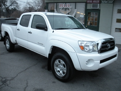 Used 2008 Toyota Tacoma-Albany, NY