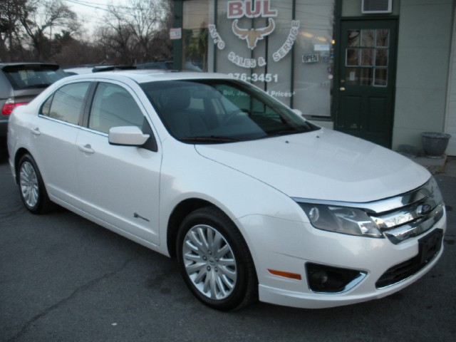 Used 2010 Ford Fusion Hybrid Navigation Leather Sunroof Sync Albany Ny