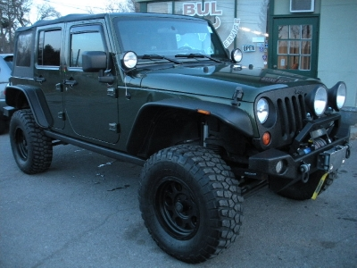 Used 2007 Jeep Wrangler Unlimited-Albany, NY