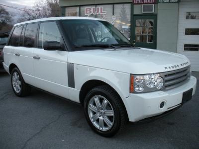 Used 2007 Land Rover Range Rover-Albany, NY