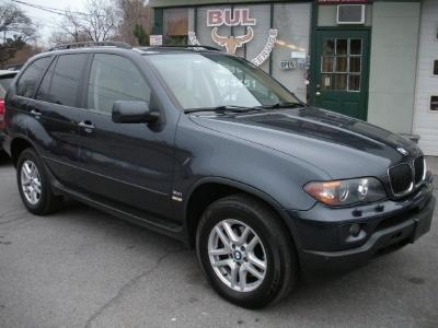 Used 2005 BMW X5-Albany, NY
