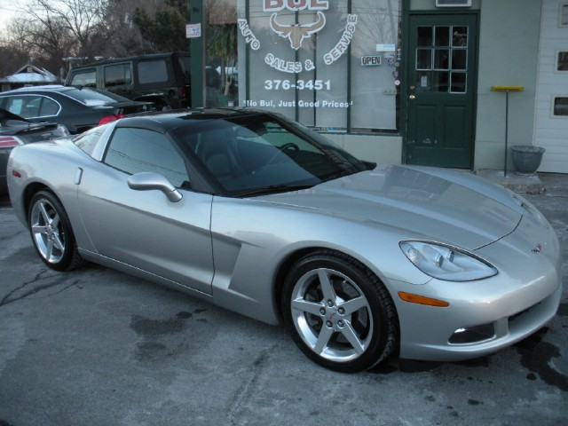 Used 2005 Chevrolet Corvette COUPE | Albany, NY