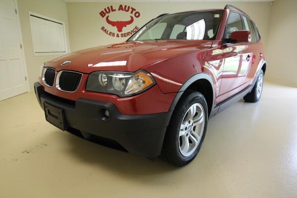Used 2004 BMW X3-Albany, NY