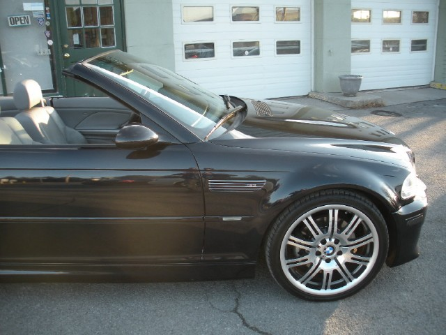Used 2003 BMW M3 CONVERTIBLE SMG,19 INCH WHEELS,XENONS,SUPER CLEAN | Albany, NY