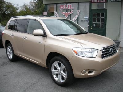 Used 2008 Toyota Highlander-Albany, NY