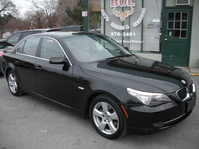 2008 BMW 5 Series 535xi Stock # 13028 for sale near Albany
