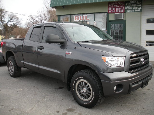 2011 Toyota Tundra Rock Warrior Double Cab 4wd 4x4 Stock 13032 For