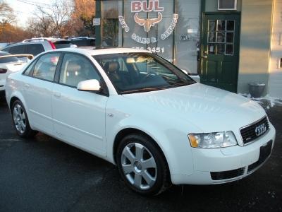 Used 2004 Audi A4-Albany, NY