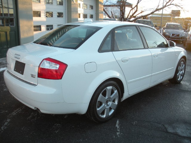 Used 2004 Audi A4 1.8T quattro AWD 6 SPEED MANUAL | Albany, NY