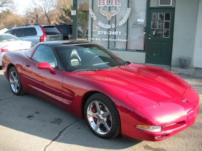 Used 1999 Chevrolet Corvette-Albany, NY
