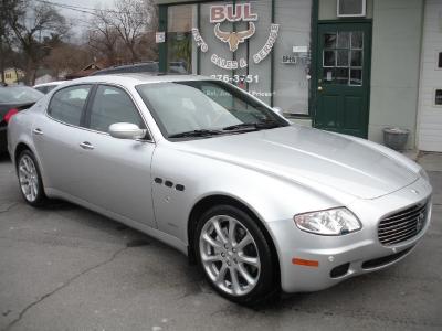 Used 2006 Maserati Quattroporte-Albany, NY